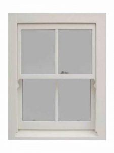 sash window in south london